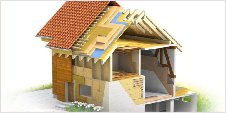 isolation d'habitation pour économiser