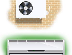 aperçu des instalaltions des unités de pompe à chaleur